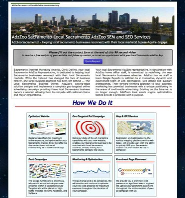 website - web design by Carlsbad Website Design